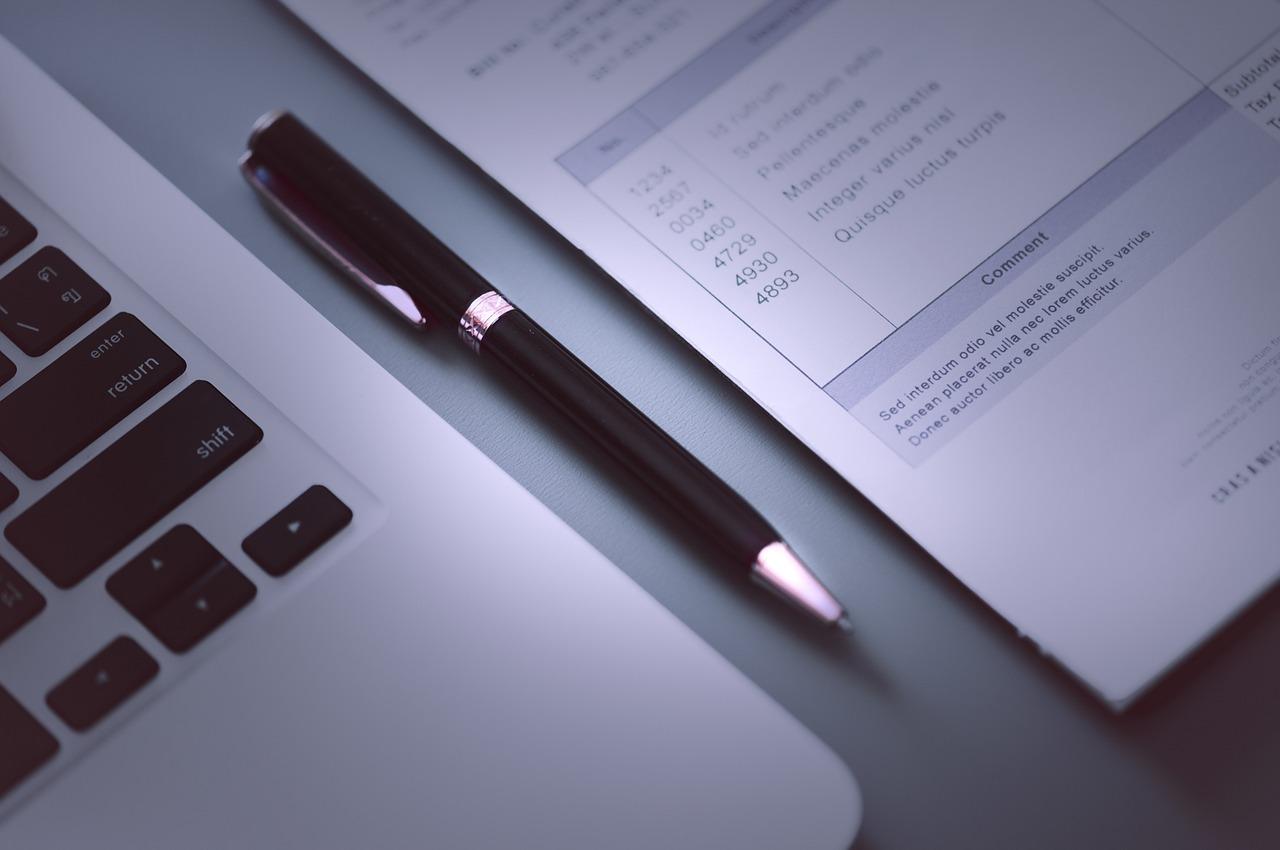 Convertir factura en carta de presentación