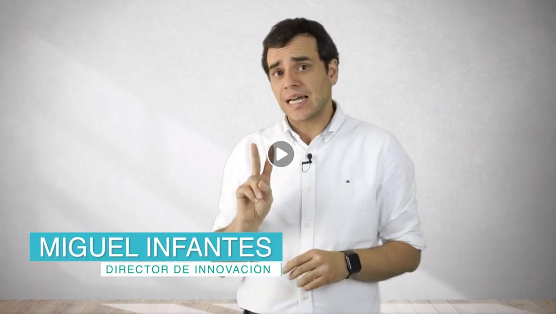 Masterclass Miguel Infantes Recursos Humanos Intraemprendimiento