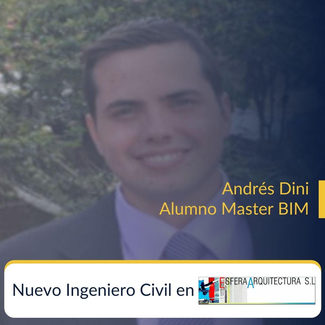 Andrés Dini - BIM - LANDING