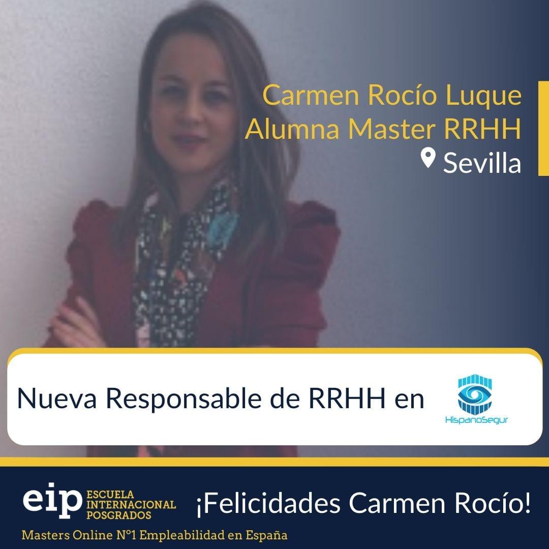 Carmen Rocio Luque - RRHH