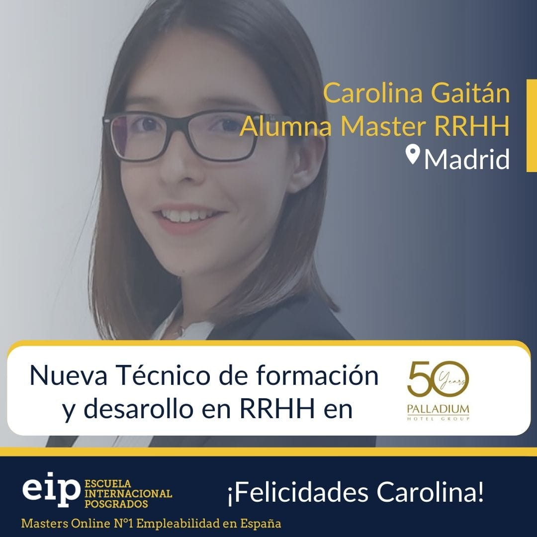 Carolina Gaitán - RRHH
