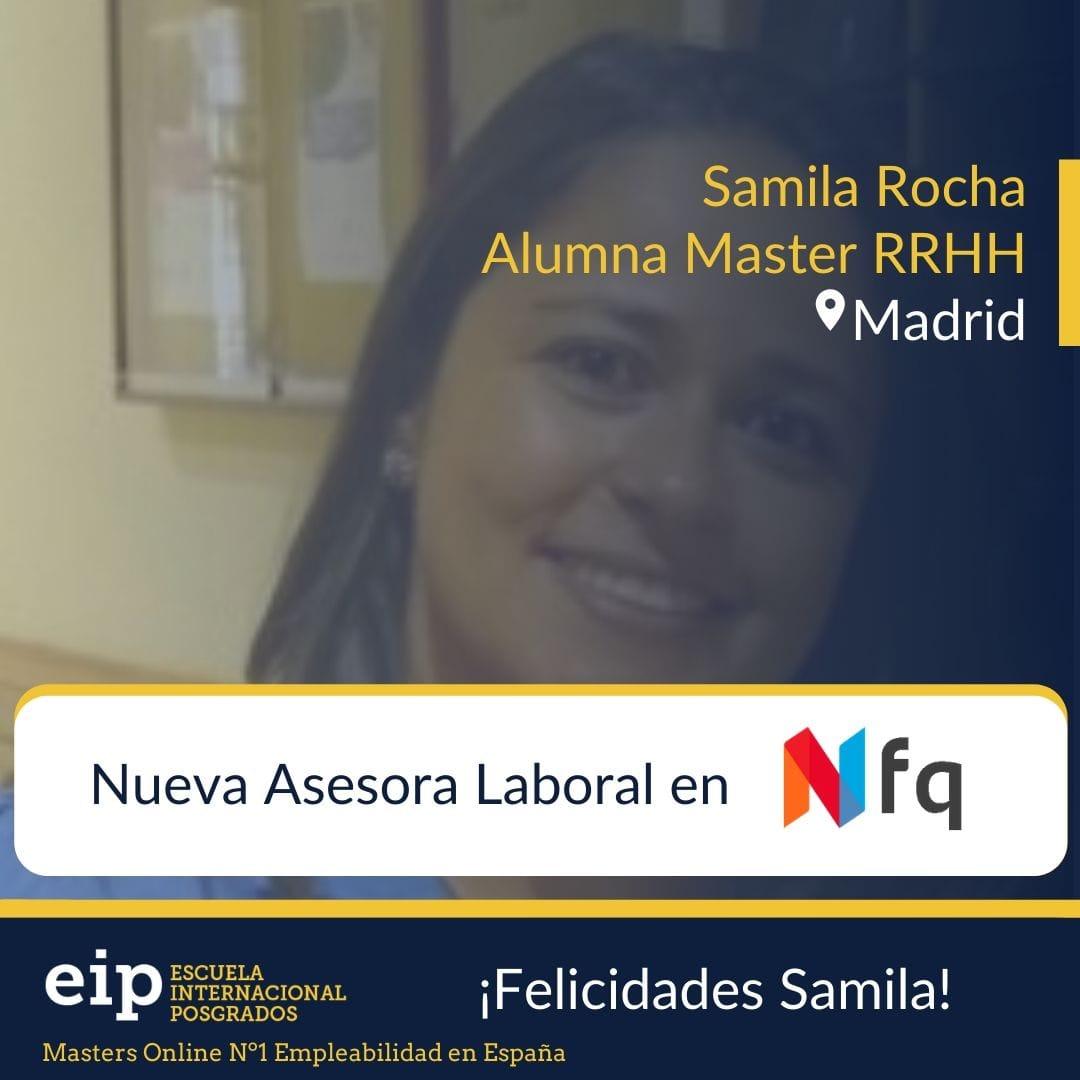 Samilia Rocha - RRHH