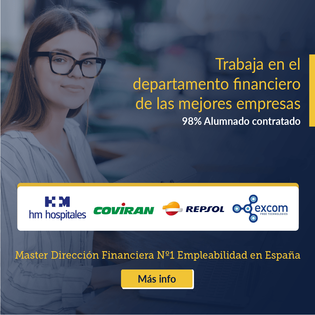 master direccion financiera