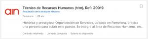 Empezar a trabajar en Recursos Humanos 3 1