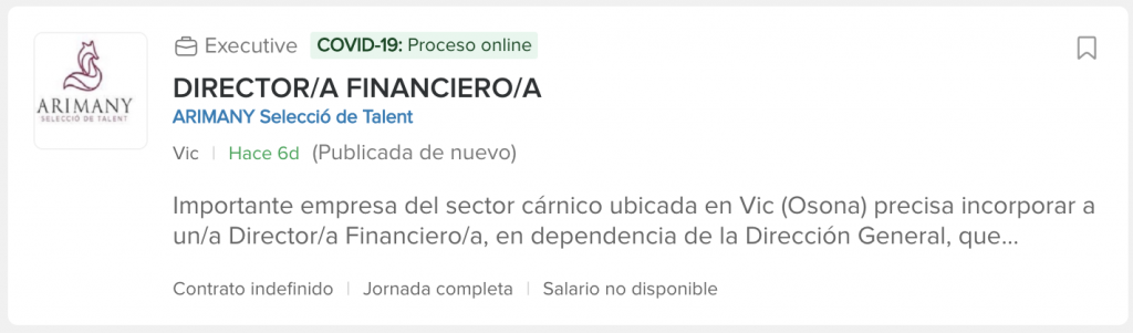ofertas director financiero 3