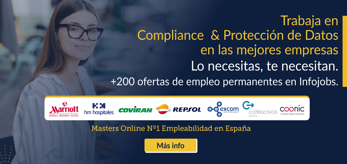 Máster en Dirección de Compliance y Protección de datos