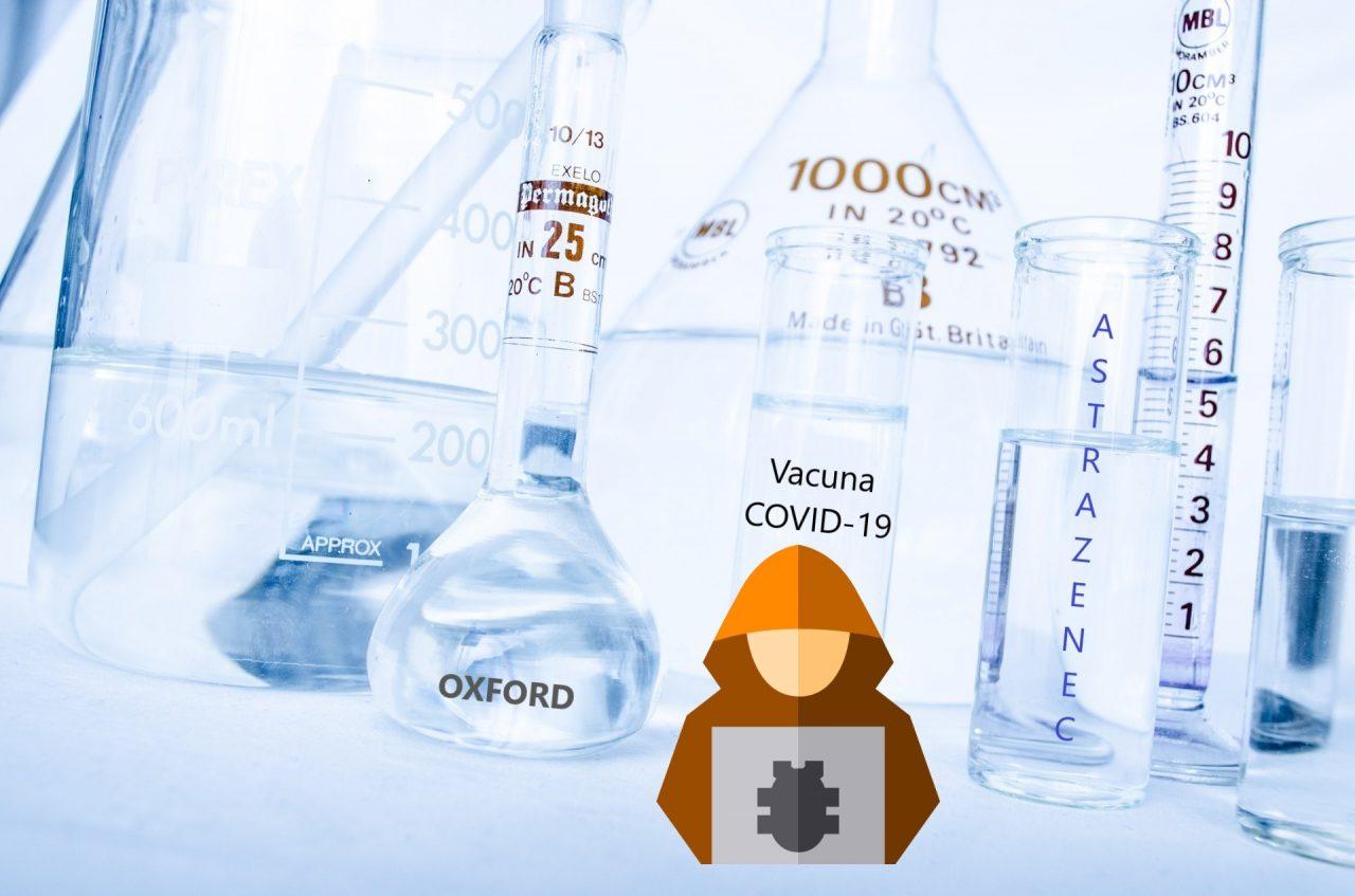 Intento de hacking a vacuna covid