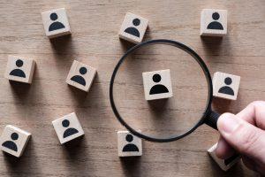 búsqueda activa de empleo y la capa de la invisibilidad