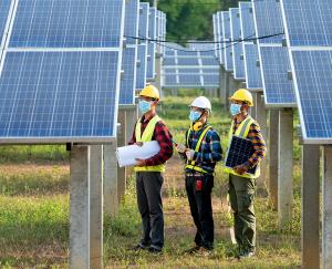 pandemia energias renovables