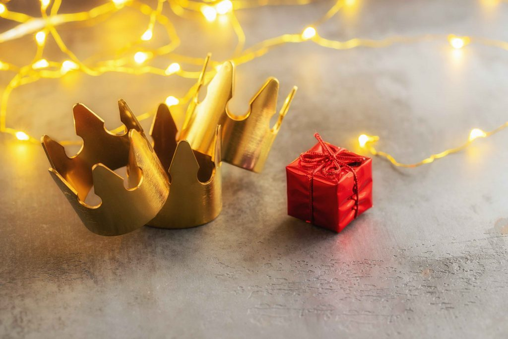 La formación como regalo de Reyes