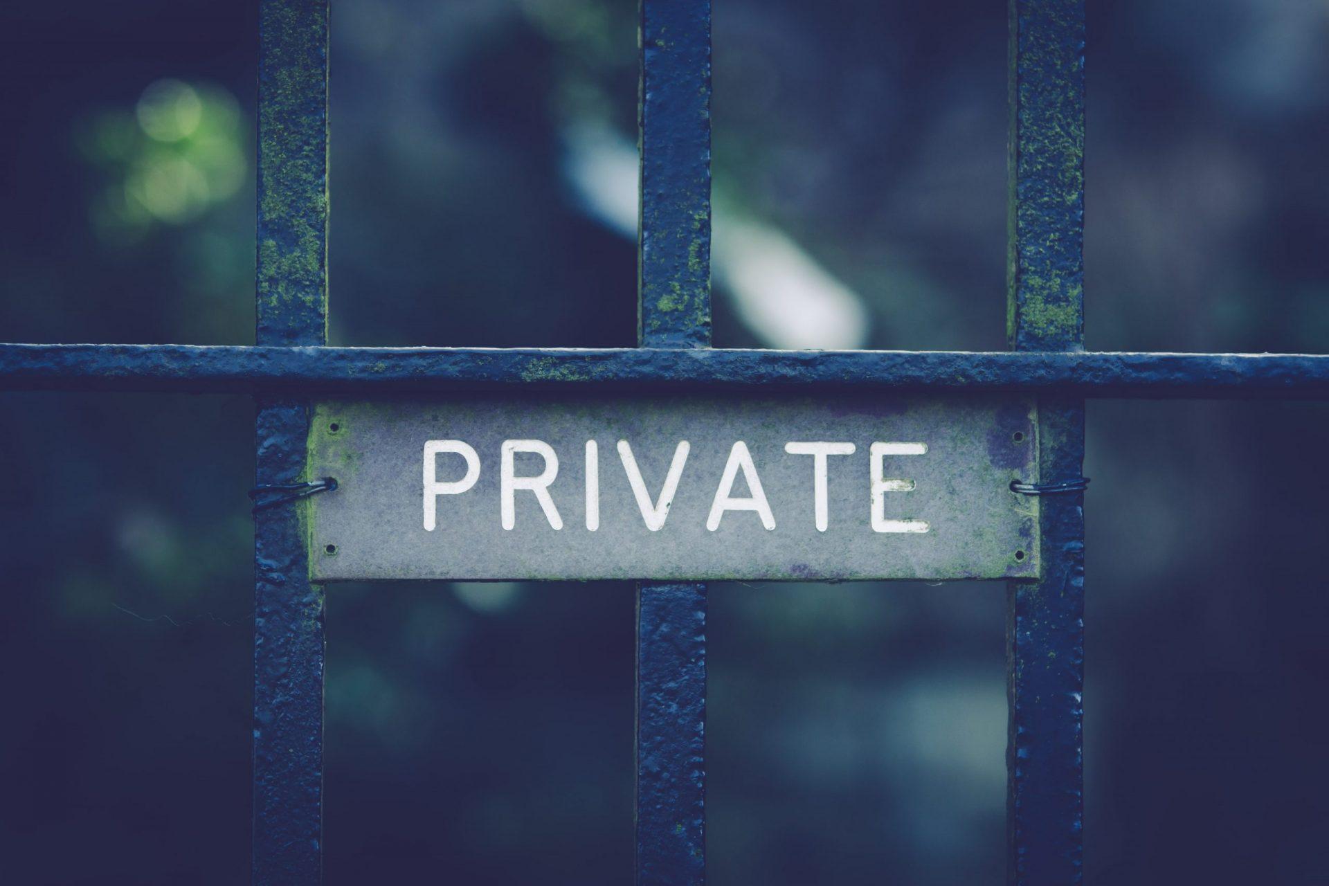 Diferencias entre intimidad, privacidad y protección de datos