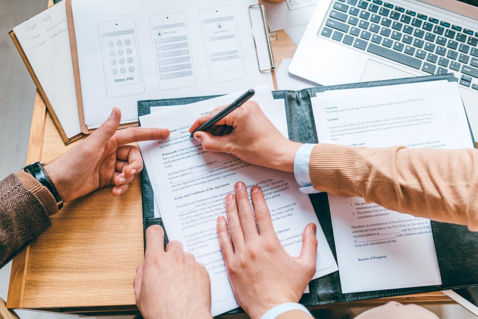 Protección de datos en los procesos de contratación