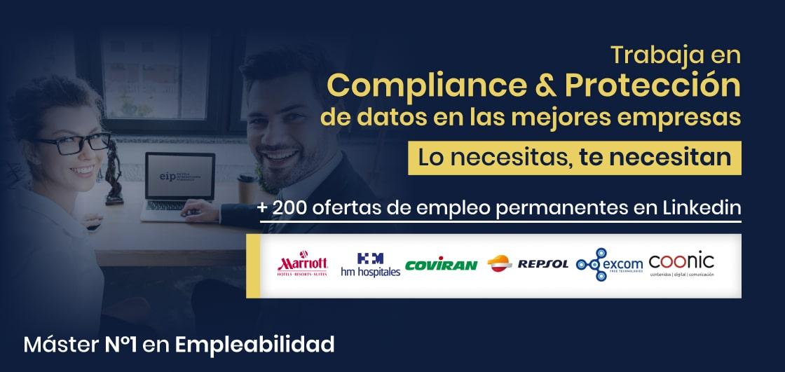 eip master compliance dpo