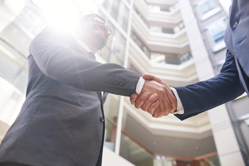 triángulo de la negociación efectiva: Partes de la negociación