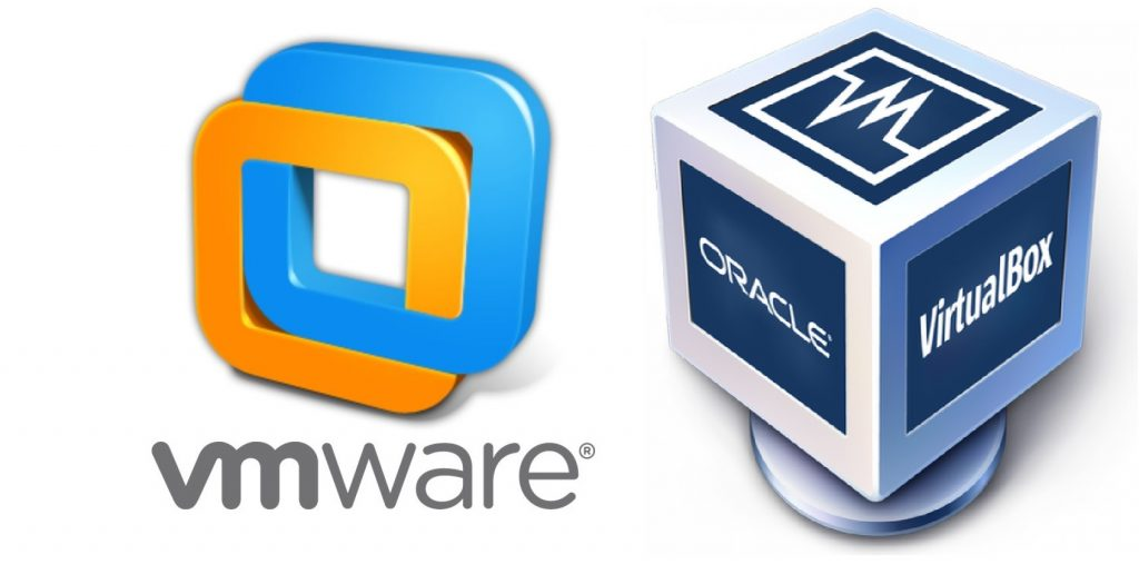 vmware virtualbox