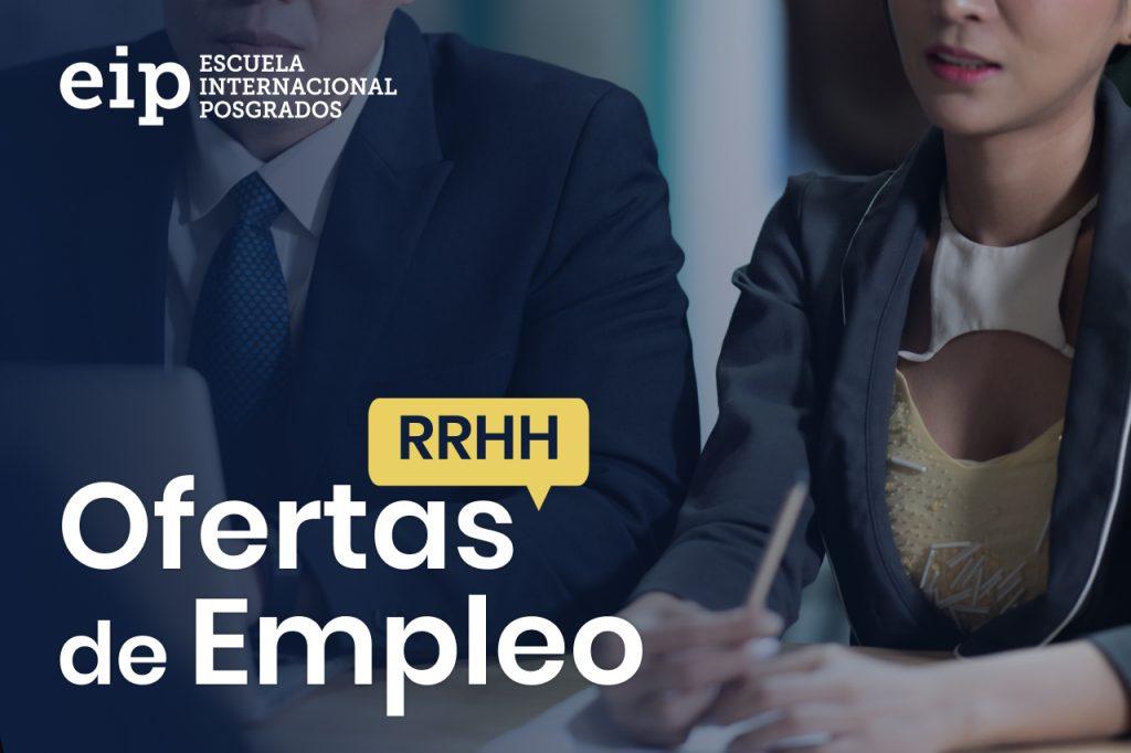 Especialista en reclutamiento de RRHH y coordinación