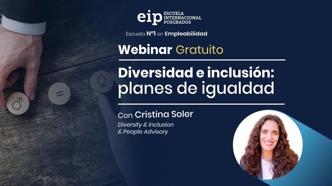 Diversidad e inclusión: planes de Igualdad