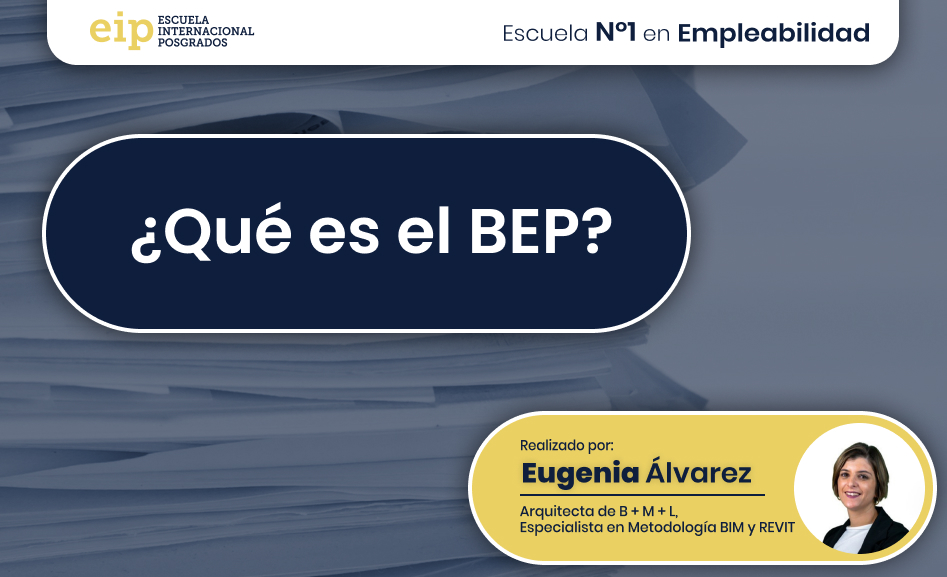 qué significa el BEP en BIM