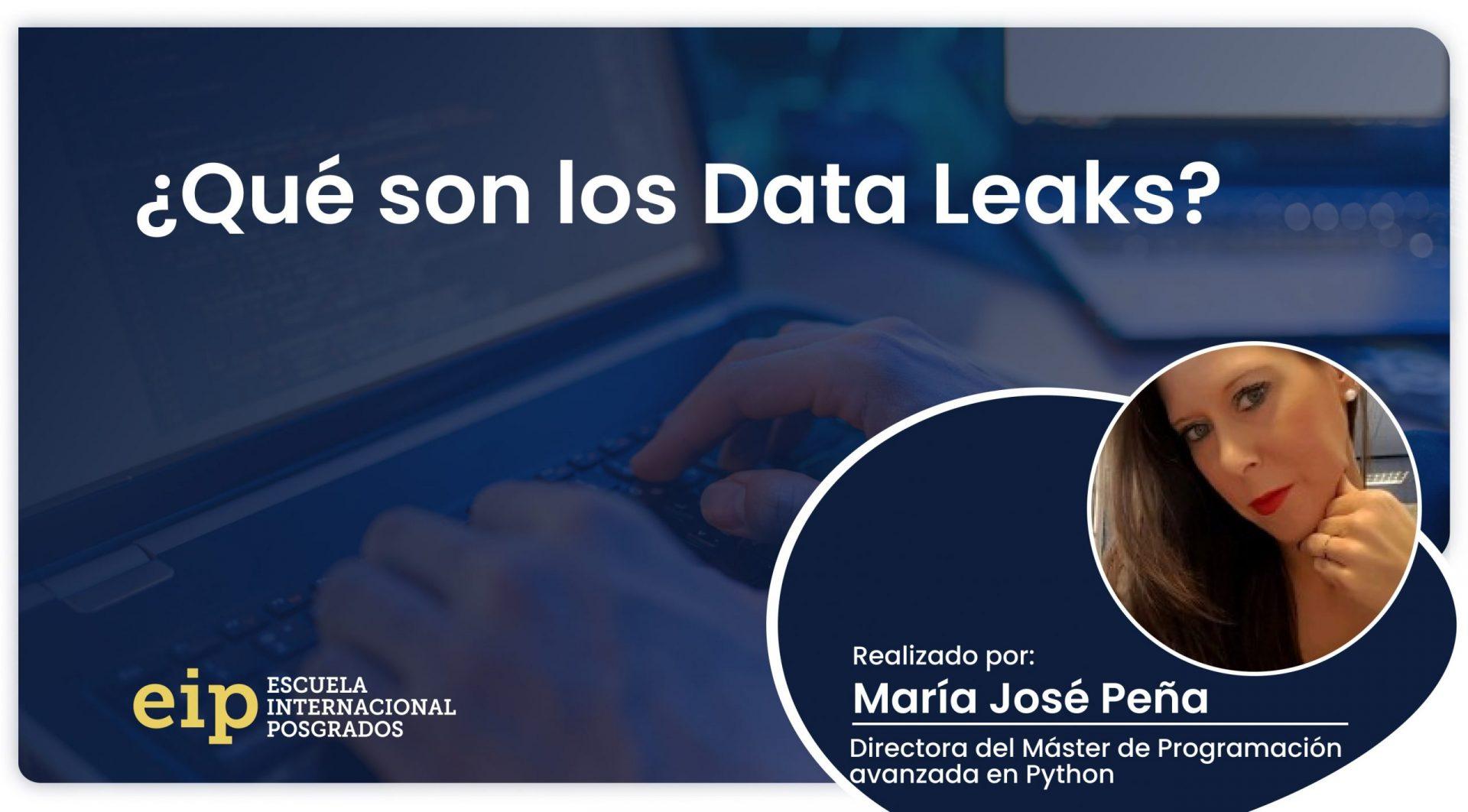 que son los data leaks y tipos de datos min scaled
