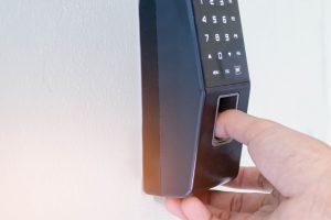 registro horario y datos biometricos