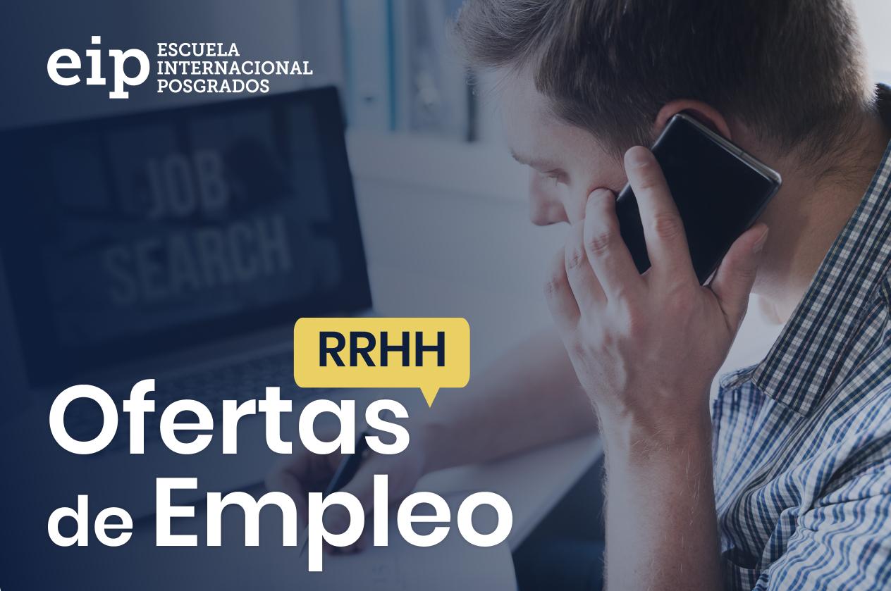 Responsable de Recursos Humanos en Madrid