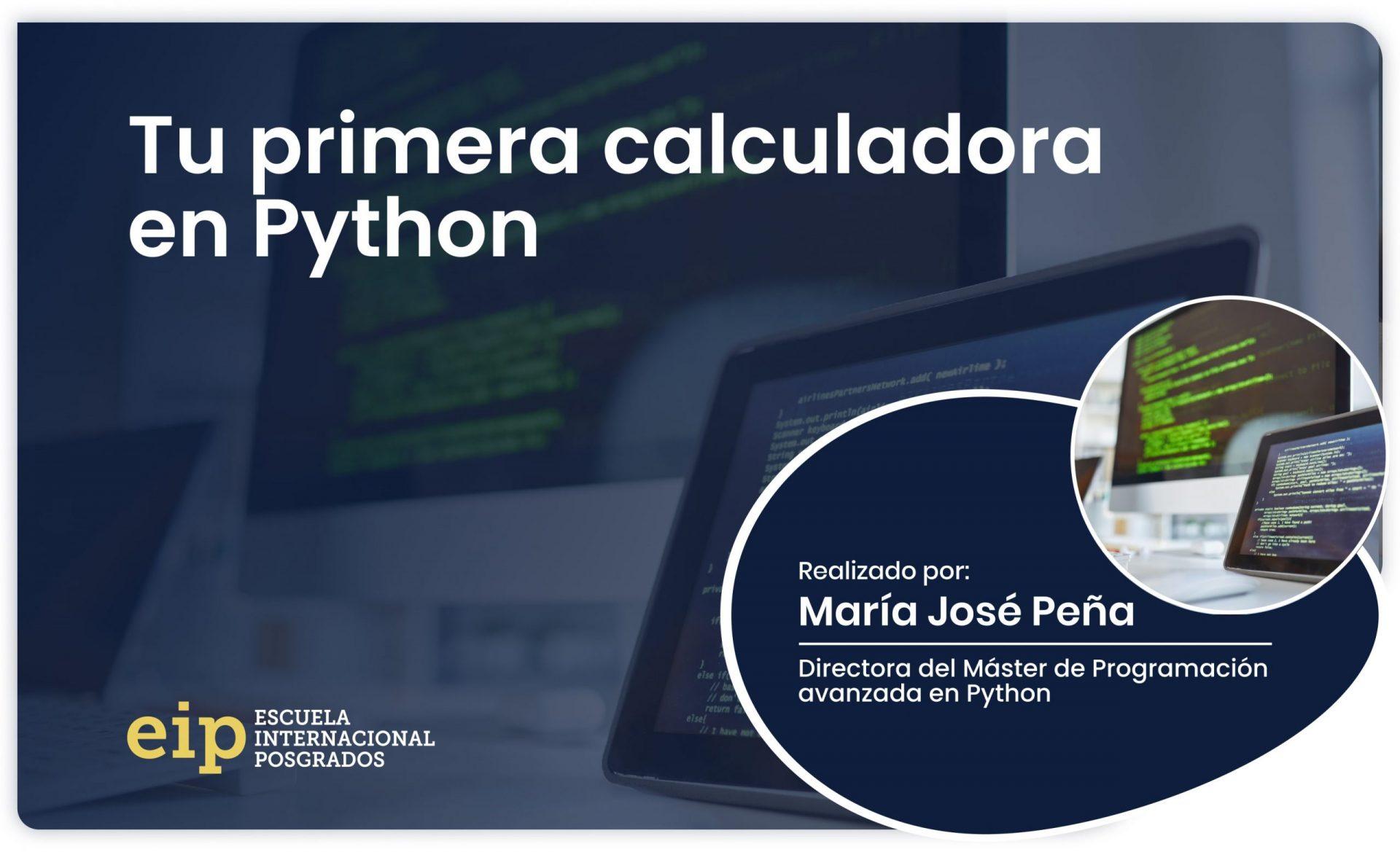 cómo hacer una calculadora en python min scaled