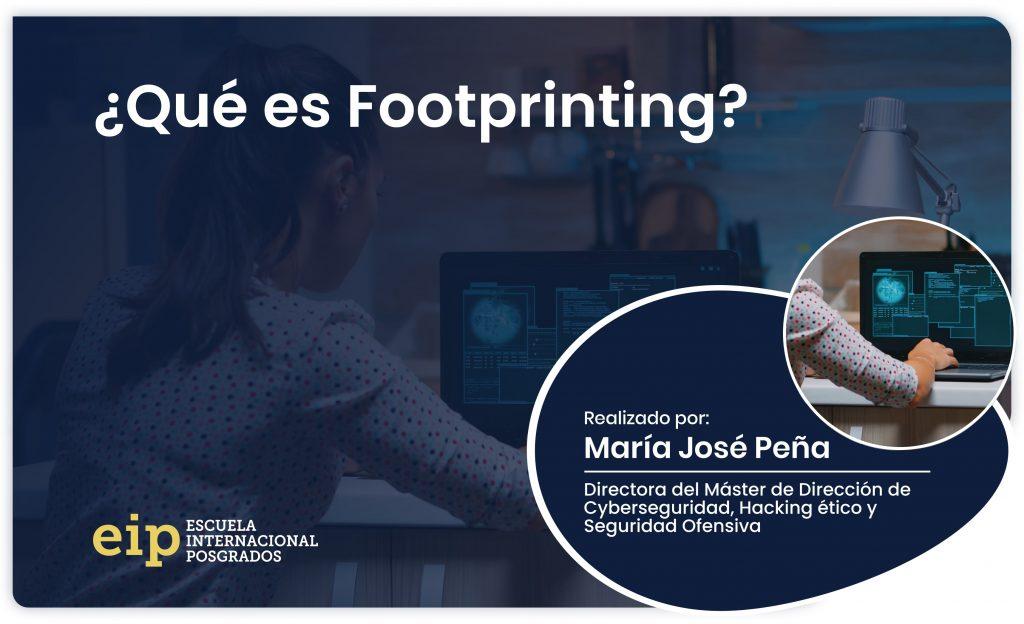que es footprinting