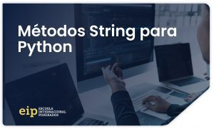 metodos string python