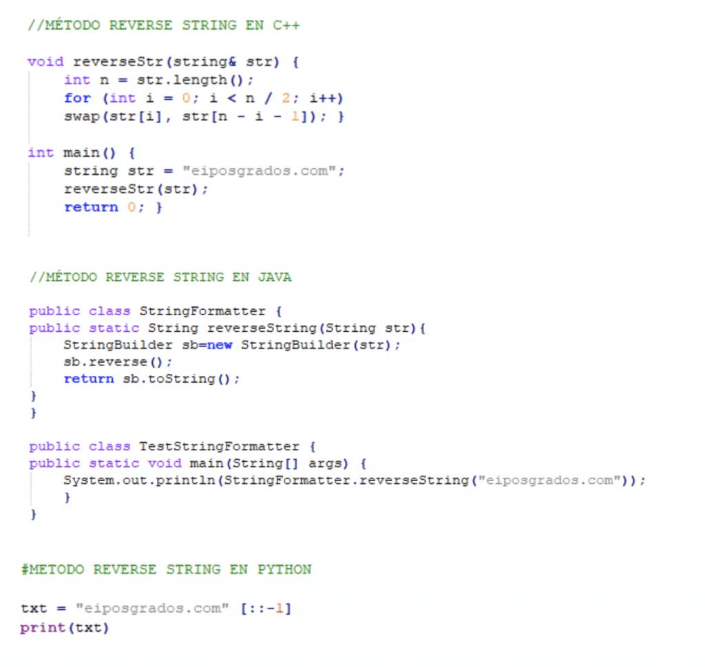 python vs c++ vs java