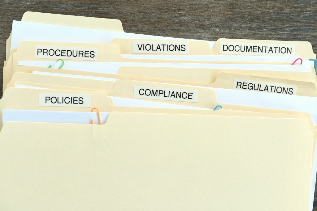 politicas en compliance