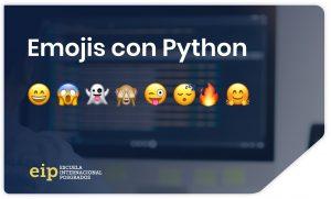 Como hacer Emojis con Python