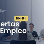 Ofertas de empleo en Recursos Humanos