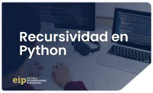 recursividad python