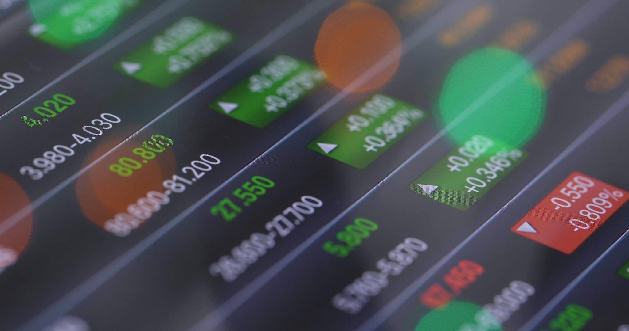 Análisis de los mercados financieros