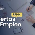 ofertas trabajo RRHH