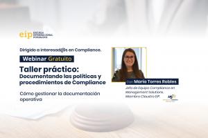 Taller práctico: Documentando las políticas y procedimientos de Compliance