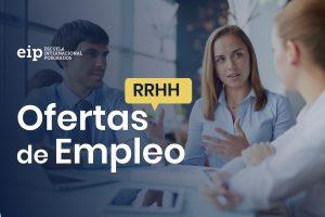 Ofertas de empleo de Recursos Humanos